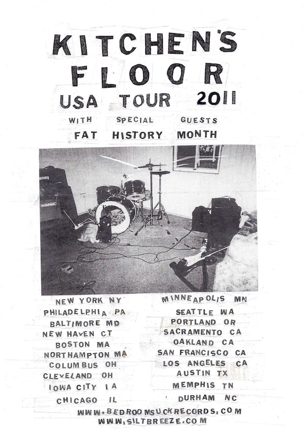 USA original Tour Poster
